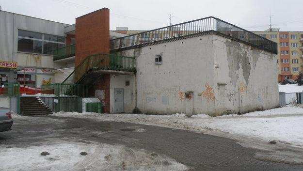 Na sídlisku Kopanice bude nová pošta sídliť pravdepodobne v tomto objekte na Gorkého ulici.