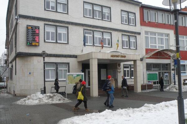 Na Mestskom úrade v Prievidzi vykonal vlani kontrolu Najvyšší kontrolný úrad.