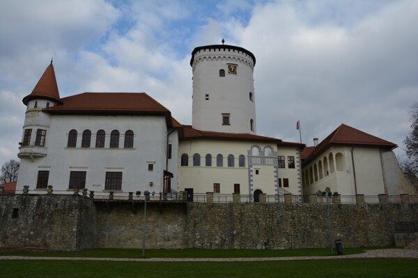 Do obnovy Budatínskeho hradu investovala župa už viac ako päť miliónov eur.