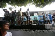 Na pohreby obetí filipínskej protidrogovej vojny nemajú mnohí peniaze.