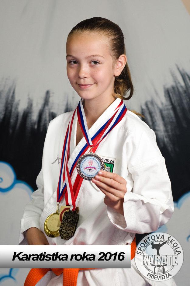 Kristína Bruňanská.