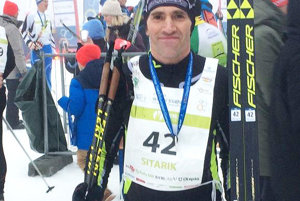 Peter Sitárik si prvé majstrovstvá Európy užil.