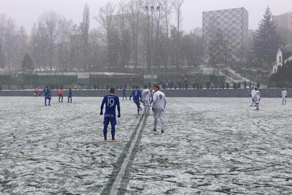 Prípravné stretnutie Baník Ostrava - MFK Skalica.