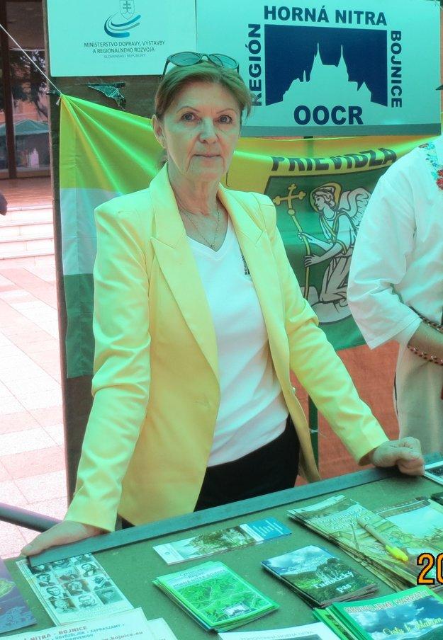 Sylvia Maliariková je osobnosťou cestovného ruchu na Slovensku za rok 2016.