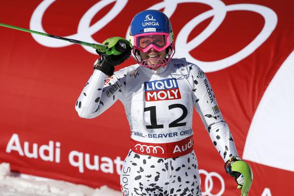 Veronika Velez-Zuzulová je pred operáciou naladená pozitívne.