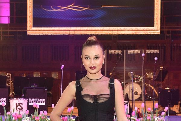 Monika Bagárová.