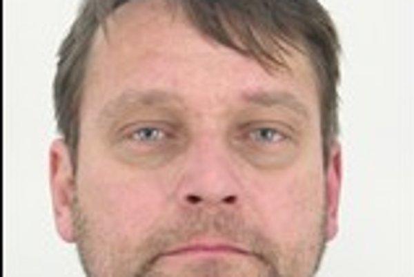 Nezvestný 45-ročný Pavol Smatana.