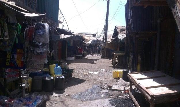 Mukuru slum