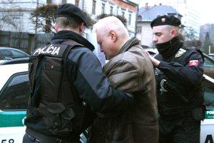 Dnes sa na okresnom súde rozhodovalo o väzbe pre Miroslava Š.