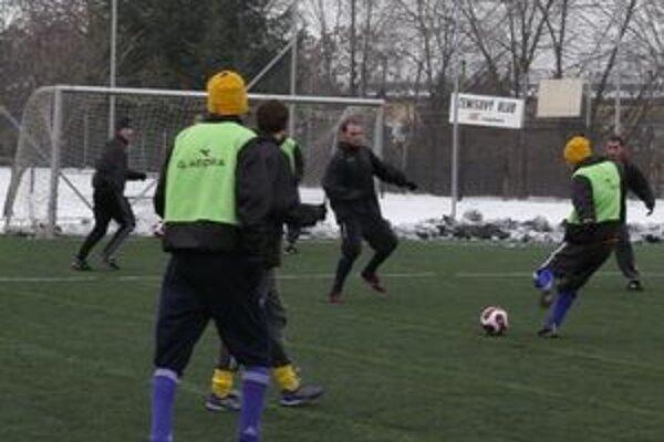 Prievidžania pomaly finišujú s prípravou na odvetnú časť prvej ligy.