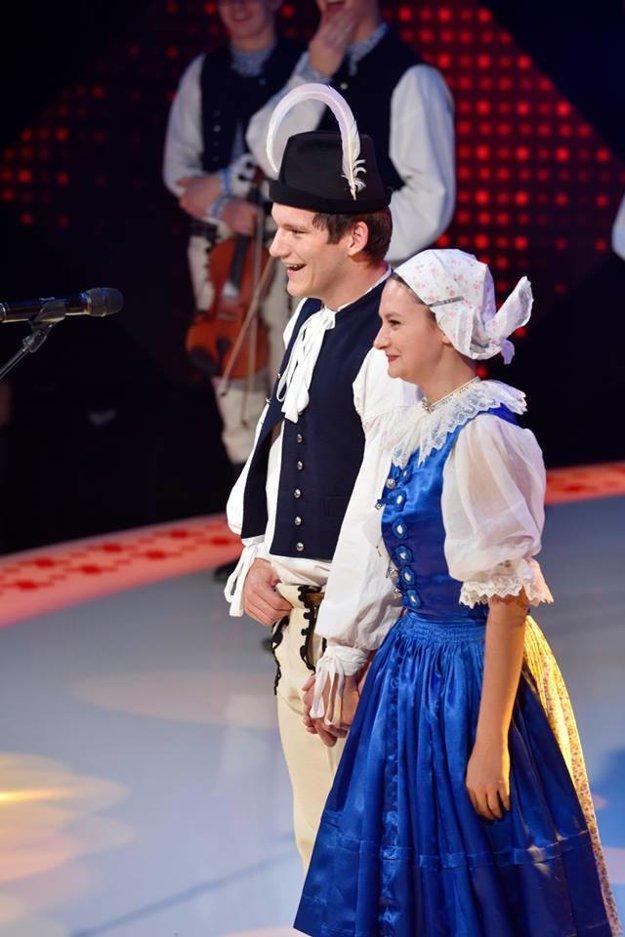 Ladislav Konečník a Veronika Zgurišová.