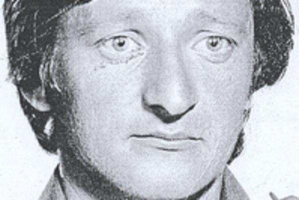 Nezvestný Milan Šúň.