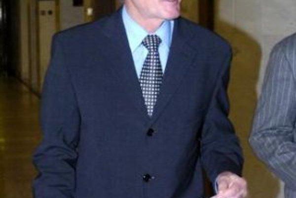 Predseda Kresťanskodemokratického hnutia Pavol Hrušovský.