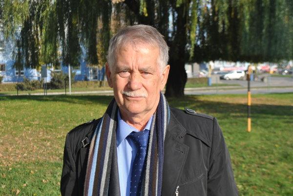 Ján Šarák.