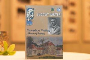 V Piešťanoch pokrstili knihu spomienok Ľudovíta Wintera.