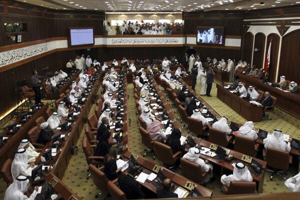 Parlament v Bahrajne.