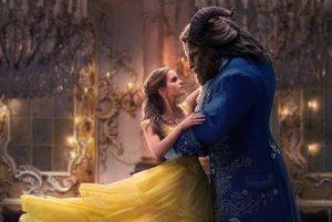 Hlavnú úlohu v rozprávke Kráska a netvor hrá Emma Watson.