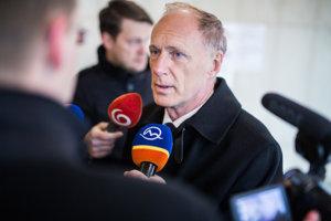 Podpredseda strany SNS Jaroslav Paška.