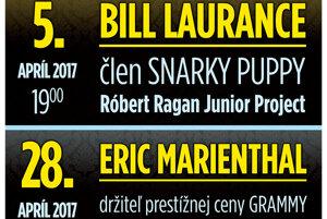 Jarné jazzové dni v Žiline sa uskutočnia v dvoch termínoch, 5. a 28. apríla.