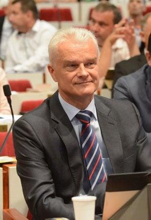 Ing. Ján Jakubov, starosta Košice - Západ