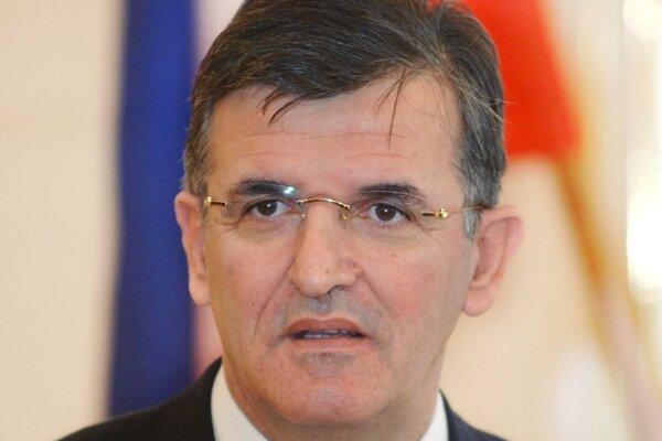Exprezident Srbska a Čiernej Hory Svetozar Marovič.