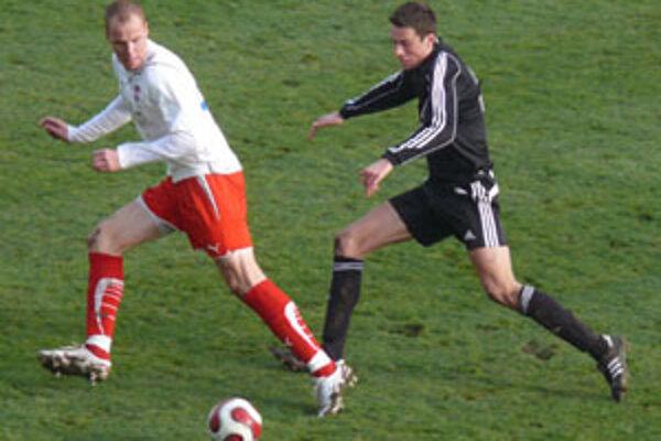 Prievidžania nedokázali podať taký výkon, akým sa prezentovali v prvom vzájomnom zápase so Zlatými Moravcami na ich pôde.