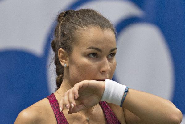 Natália Vajdová.
