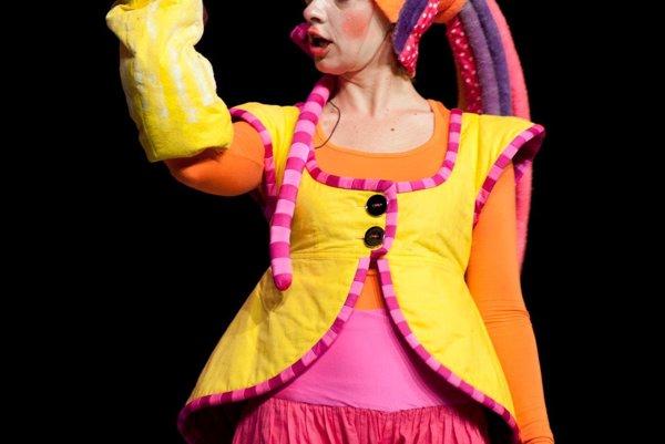 Predstavenie Fíha Tralala Foto: Ilustračné