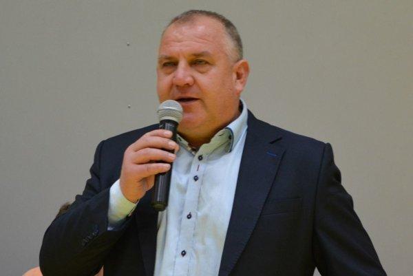 Predseda ObFZ Topoľčany Pavol Šípoš.