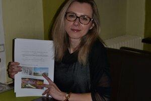 Viktória Dovalová, autorka vedomostného kvízu.