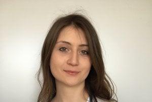 MUDr. Katarína Hricová.