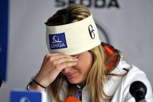 Veronika Velez-Zuzulová má pred štartom novej sezóny zdravotné problémy.