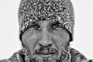 Fotograf a dobrodruh Šimon Trnka.