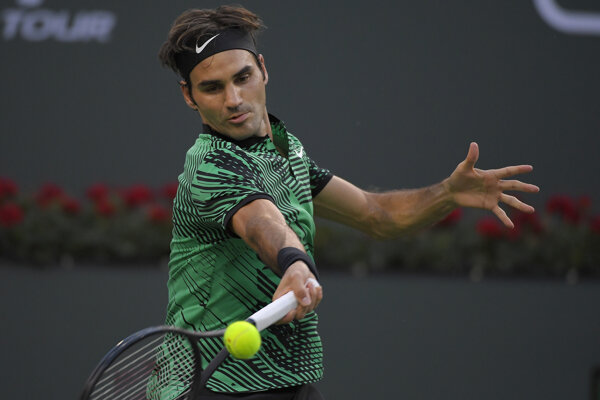 Švajčiarsky tenista Roger Federer postúpil bez boja do semifinále turnaja ATP v americkom Indian Wells.