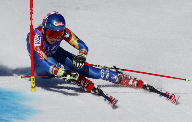Mikaela Shiffrinová je hviezdou svetového lyžovania.
