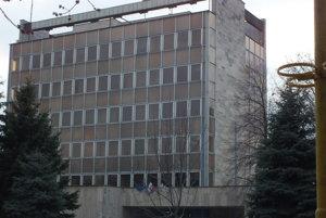 Sídlo Trebišovského magistrátu.