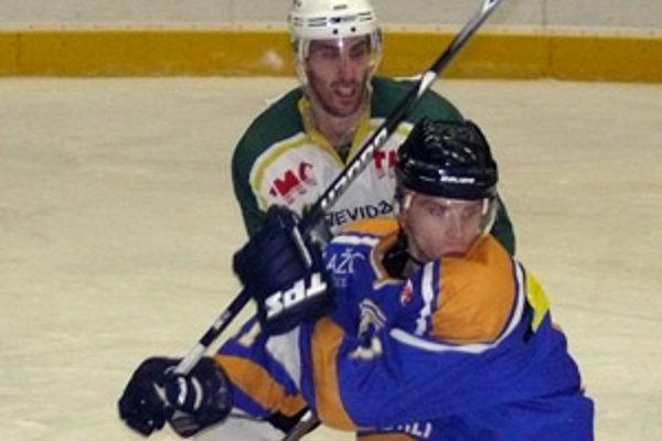 V zápase Prievidze s Trebišovom sa zrodila tesná výhra hostí.