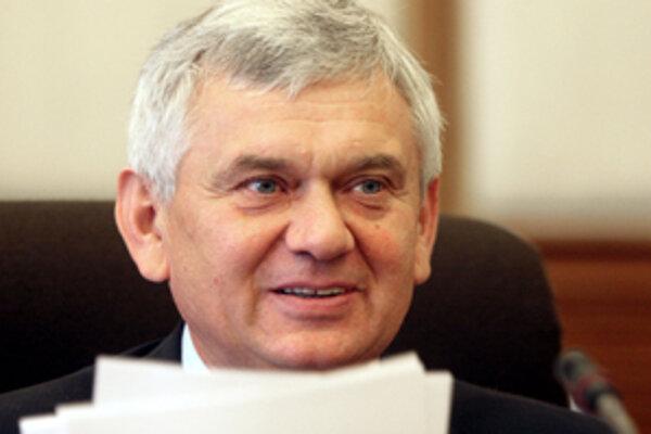 Minister hospodárstva Ľubomír Jahnátek.