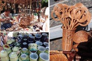 Tradičné jarmočné výrobky