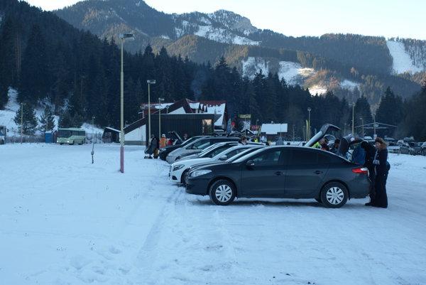 Nový rekreačný rezort má vyrásť priamo pri záchytnom parkovisku pri ústí do Demänovskej doliny.