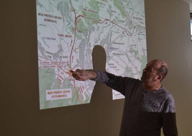 Igor Kobulský vysvetľuje aktuálny stav.