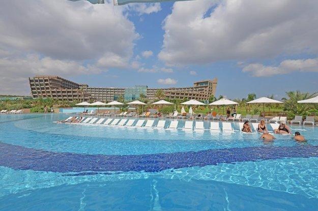 Hotel Noah´s Ark 5*,  Severný Cyprus, Bafra.