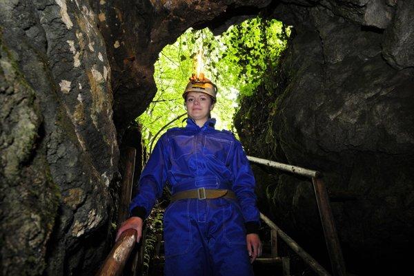 Zlá diera. Jaskyňa otvára sezónu.