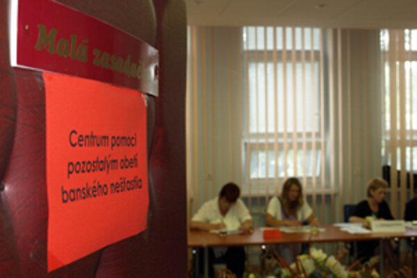 Centrum pomoci bude otvorené do 21. augusta, v prípade potreby aj dlhšie.