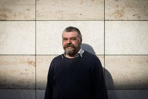 Výtvarník Fero Guldan