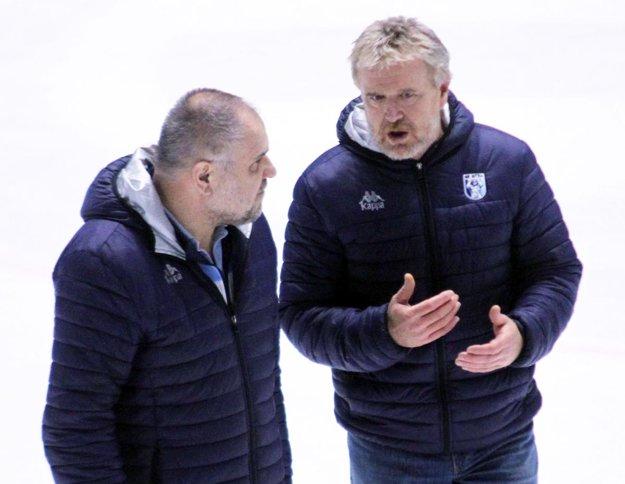 Karol Kolečáni a Jaroslav Brňo sú pri junioroch dve sezóny.