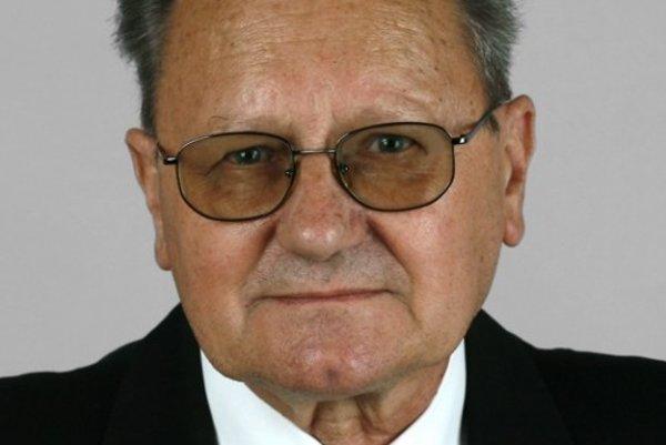 Jiří Patočka, toxikológ a popredný český odborník na chemické zbrane.