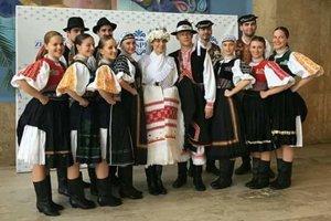 Folklórny súbor Urpín víťazom šou Zem spieva.