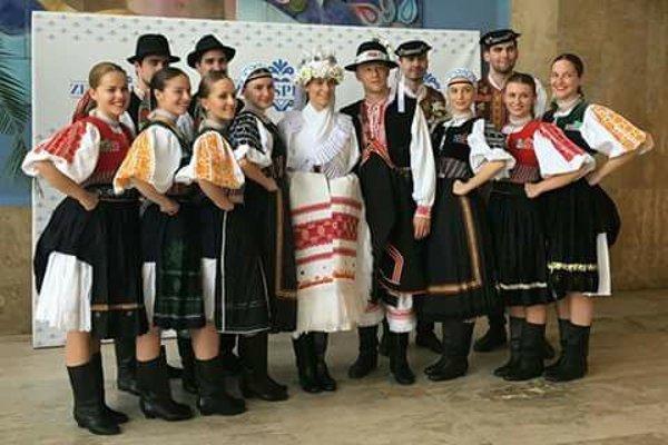 Folklórny súbor Urpín sa predstaví aj v Červenom Kláštore.you
