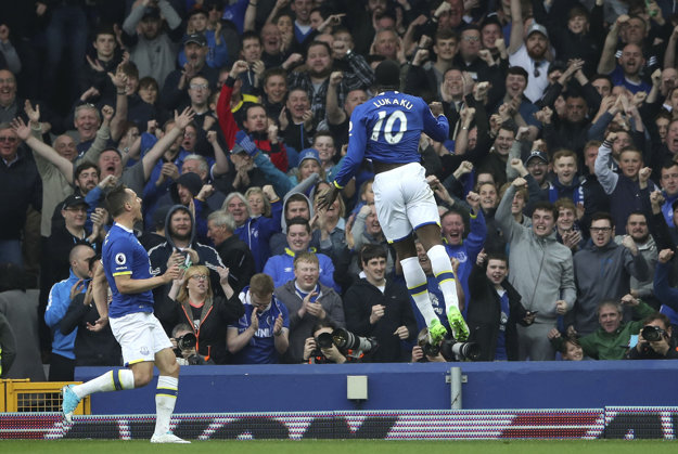 Everton doma podal skvelý výkon.